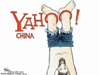 Chip Bok  Chip Bok's Editorial Cartoons 2006-02-20 China