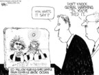 Chip Bok  Chip Bok's Editorial Cartoons 2006-06-06 climate change
