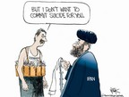 Chip Bok  Chip Bok's Editorial Cartoons 2006-07-21 Iran