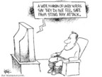 Chip Bok  Chip Bok's Editorial Cartoons 2006-10-23 war on terror