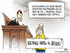 Chip Bok  Chip Bok's Editorial Cartoons 2007-06-28 Supreme Court