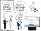 Chip Bok  Chip Bok's Editorial Cartoons 2008-08-29 John McCain