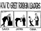 Chip Bok  Chip Bok's Editorial Cartoons 2009-11-16 China