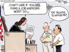 Chip Bok  Chip Bok's Editorial Cartoons 2010-07-30 Arizona immigration