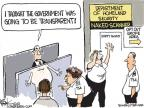 Chip Bok  Chip Bok's Editorial Cartoons 2010-11-08 Department of Homeland Security
