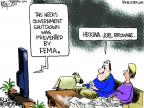 Chip Bok  Chip Bok's Editorial Cartoons 2011-09-27 government shutdown
