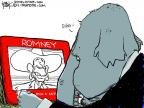 Chip Bok  Chip Bok's Editorial Cartoons 2012-03-26 2012 election