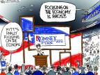 Chip Bok  Chip Bok's Editorial Cartoons 2012-09-01 election journalism