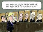 Chip Bok  Chip Bok's Editorial Cartoons 2013-03-28 Supreme Court