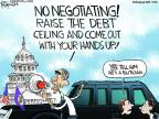 Chip Bok  Chip Bok's Editorial Cartoons 2013-09-20 government shutdown