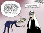 Chip Bok  Chip Bok's Editorial Cartoons 2013-10-24 Syria