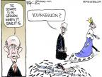 Chip Bok  Chip Bok's Editorial Cartoons 2014-06-28 Supreme Court