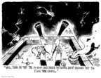 John Deering  John Deering's Editorial Cartoons 2009-04-30 24-hour news