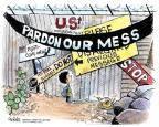 John Deering  John Deering's Editorial Cartoons 2013-01-30 pardon