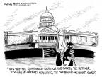 John Deering  John Deering's Editorial Cartoons 2013-10-21 government shutdown