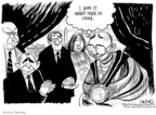 John Deering  John Deering's Editorial Cartoons 2007-10-18 China