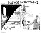 John Deering  John Deering's Editorial Cartoons 2008-04-10 China