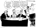 John Deering  John Deering's Editorial Cartoons 2008-09-03 24-hour news