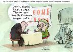 Gustavo Rodriguez  Garrincha's Editorial Cartoons 2013-07-17 Korea