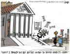 Lee Judge  Lee Judge's Editorial Cartoons 2012-07-01 Supreme Court