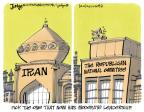 Lee Judge  Lee Judge's Editorial Cartoons 2013-08-06 Iran