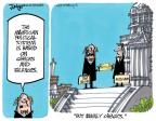 Lee Judge  Lee Judge's Editorial Cartoons 2014-04-06 democracy