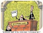 Lee Judge  Lee Judge's Editorial Cartoons 2014-04-24 Supreme Court