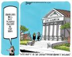 Lee Judge  Lee Judge's Editorial Cartoons 2014-04-29 Supreme Court