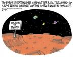 Lee Judge  Lee Judge's Editorial Cartoons 2014-06-15 outer space
