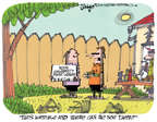 Lee Judge  Lee Judge's Editorial Cartoons 2014-09-03 online privacy