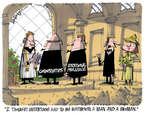 Lee Judge  Lee Judge's Editorial Cartoons 2014-11-09 rights of women