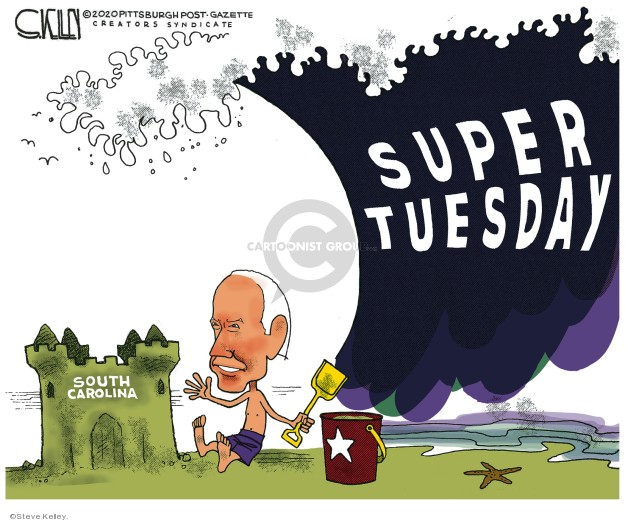 Super Tuesday. South Carolina.