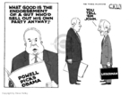 Steve Kelley  Steve Kelley's Editorial Cartoons 2008-10-21 John McCain