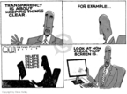Steve Kelley  Steve Kelley's Editorial Cartoons 2009-02-23 local government