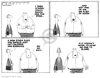Steve Kelley  Steve Kelley's Editorial Cartoons 2009-02-27 beach