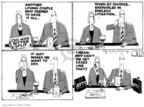 Steve Kelley  Steve Kelley's Editorial Cartoons 2009-03-27 law