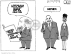 Steve Kelley  Steve Kelley's Editorial Cartoons 2009-05-27 judge