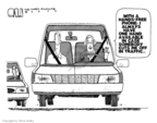 Steve Kelley  Steve Kelley's Editorial Cartoons 2009-05-29 cutting