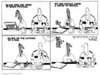 Steve Kelley  Steve Kelley's Editorial Cartoons 2009-07-27 judge