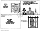 Steve Kelley  Steve Kelley's Editorial Cartoons 2009-08-06 corruption