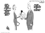 Steve Kelley  Steve Kelley's Editorial Cartoons 2009-08-07 North Korea