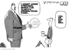 Steve Kelley  Steve Kelley's Editorial Cartoons 2010-01-13 acknowledge