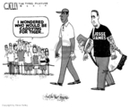 Steve Kelley  Steve Kelley's Editorial Cartoons 2010-03-26 James