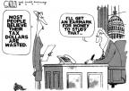 Steve Kelley  Steve Kelley's Editorial Cartoons 2010-04-16 dollar