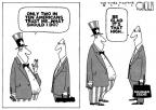 Steve Kelley  Steve Kelley's Editorial Cartoons 2010-04-21 fraud