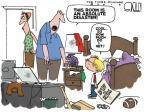 Steve Kelley  Steve Kelley's Editorial Cartoons 2010-07-27 absolute