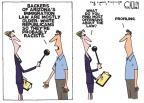 Steve Kelley  Steve Kelley's Editorial Cartoons 2010-08-01 Arizona immigration