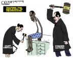 Steve Kelley  Steve Kelley's Editorial Cartoons 2012-03-29 judge