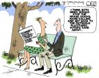 Steve Kelley  Steve Kelley's Editorial Cartoons 2012-08-09 Mitt Romney