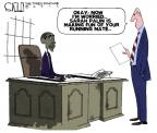 Steve Kelley  Steve Kelley's Editorial Cartoons 2012-08-17 running mate